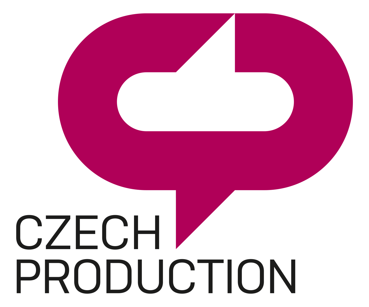 Czech production logo cp 1